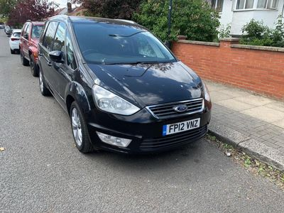 Ford Galaxy MPV 2.0 TDCi Zetec Powershift 5dr