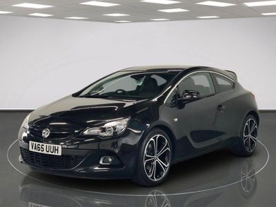 Vauxhall Astra GTC Coupe 1.4i Turbo Limited Edition (s/s) 3dr