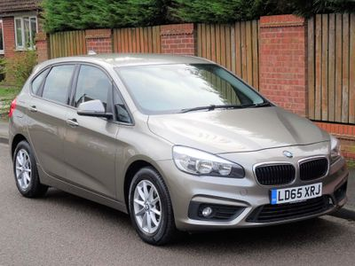 BMW 2 Series Active Tourer MPV 1.5 218i SE Active Tourer (s/s) 5dr