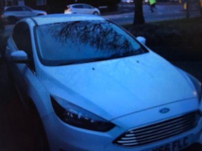Ford Focus Hatchback 1.0T EcoBoost Titanium Auto (s/s) 5dr