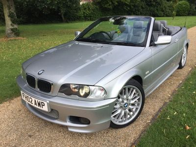 BMW 3 SERIES Convertible 3.0 330Ci 2dr