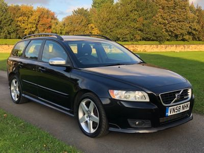 VOLVO V50 Estate 2.4 D5 R-Design Sport 5dr