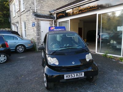 Smart fortwo Hatchback 0.7 City Pure 3dr