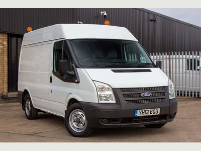 Ford Transit Panel Van 2.2 TDCi 280 Medium Roof Van S 3dr (EU5, SWB)