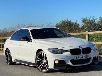 BMW 3 Series Saloon 3.0 330d Luxury Sport Auto xDrive (s/s) 4dr
