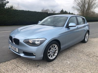 BMW 1 Series Hatchback 2.0 120d BluePerformance SE 5dr
