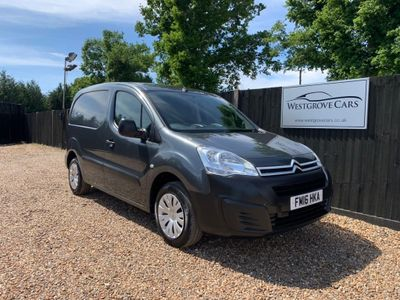 Citroen Berlingo Panel Van 1.6 HDi 625 Enterprise L1 5dr