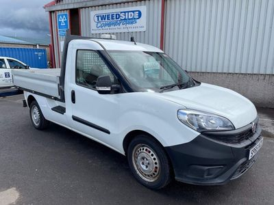 Fiat Doblo Dropside 1.3 MultiJetII Work Up L2 EU5 (s/s) 2dr