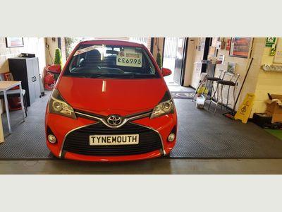 Toyota Yaris Hatchback 1.4 D-4D Icon 5dr EU5