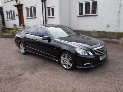 Mercedes-Benz E Class Saloon 2.1 E250 CDI BlueEFFICIENCY Sport 4dr