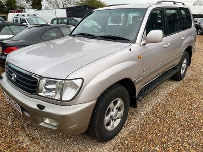 Toyota Land Cruiser Amazon SUV 4.7 VX 5dr