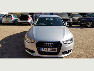 Audi A6 Saloon Saloon 3.0 TDI SE Multitronic 4dr