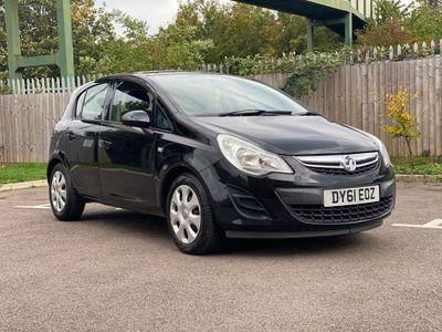Vauxhall Corsa Hatchback 1.4 16V Exclusiv 5dr
