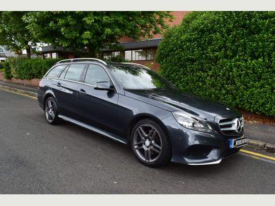 Mercedes-Benz E Class Estate 2.1 E220 CDI AMG Sport 7G-Tronic Plus 5dr