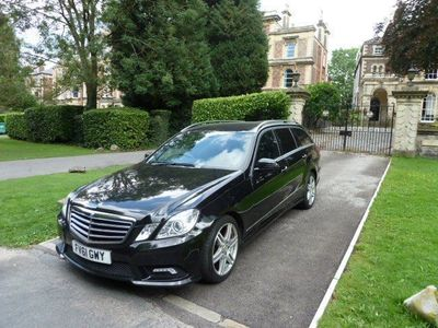 Mercedes-Benz E Class Estate 1.8 E200 BlueEFFICIENCY Sport 7G-Tronic Plus (s/s) 5dr