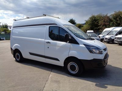 Ford Transit Custom Panel Van 2.2 TDCi 310 ECOnetic L2 H2 5dr