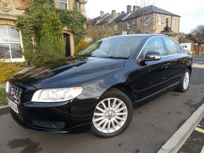 Volvo S80 Saloon 4.4 V8 SE Lux Geartronic AWD 4dr