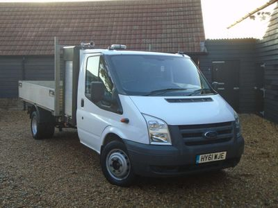 Ford Transit Chassis Cab 2.4 TDCi 350 L Chassis Cab 2dr (DRW, LWB)