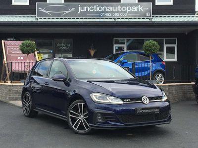 Volkswagen Golf Hatchback 2.0 TDI GTD (s/s) 5dr