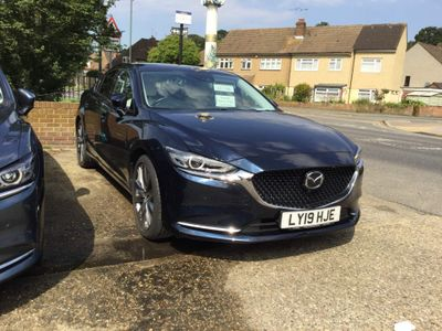 Mazda Mazda6 Saloon 2.0 SKYACTIV-G Sport Nav+ (s/s) 4dr