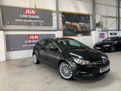 Vauxhall Astra Hatchback 1.6 CDTi ecoFLEX Elite (s/s) 5dr