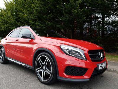 Mercedes-Benz GLA Class SUV 2.1 GLA200 CDI AMG Line (Premium Plus) 5dr