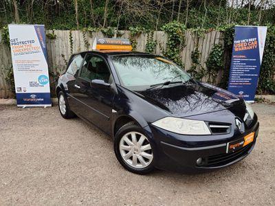 Renault Megane Hatchback 1.6 VVT Dynamique Proactive 3dr