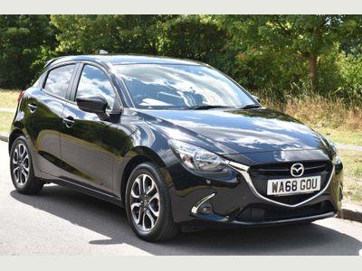 Mazda Mazda2 Hatchback 1.5 SKYACTIV-G Sport Nav+ (s/s) 5dr