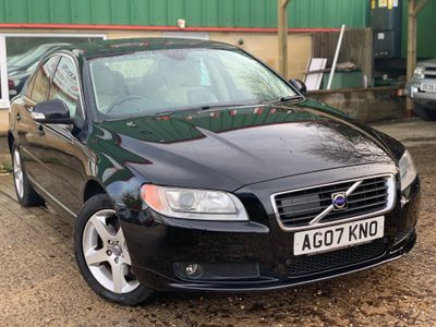 Volvo S80 Saloon 3.2 SE Lux Geartronic 4dr