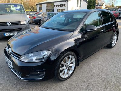 Volkswagen Golf Hatchback 1.4 TSI ACT GT 5dr