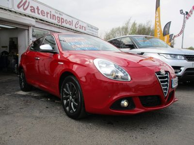 Alfa Romeo Giulietta Hatchback 1.6 JTDM-2 Business Edition (s/s) 5dr