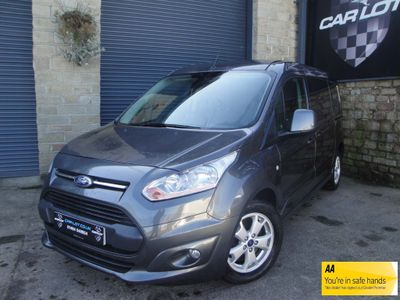 Ford Transit Connect Panel Van 1.6 TDCi 240 Limited L2 4dr
