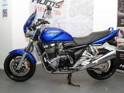 Suzuki GSX1400 Naked 1400