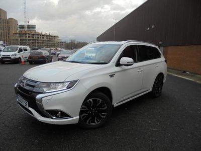 Mitsubishi Outlander SUV 2.0h 12kWh 5hs CVT 4WD (s/s) 5dr