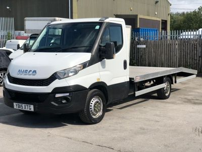IVECO DAILY Chassis Cab 2.3 TD 35S11 3450 Hi-Matic 2dr