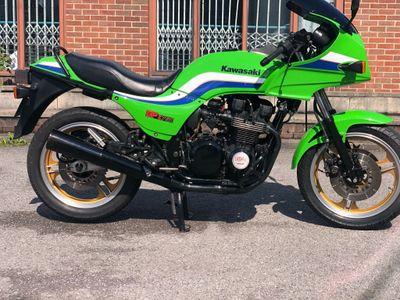Kawasaki GPZ750 Sports Tourer 750 A1