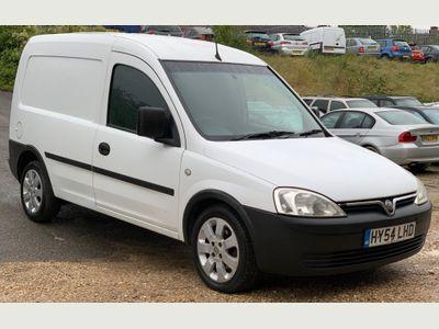 Vauxhall Combo Panel Van 1.7 DTi 1700 Panel Van 3dr