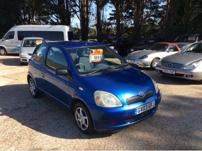 Toyota Yaris Hatchback 1.0 VVT-i Colour Collection 3dr