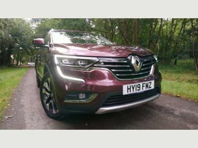 Renault Koleos SUV 2.0 dCi GT Line X-Trn A7 4WD (s/s) 5dr