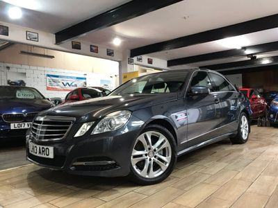 Mercedes-Benz E Class Saloon 2.1 E300 BlueTEC Auto (s/s) 4dr (16in wheels)