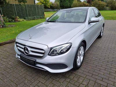 Mercedes-Benz E Class Saloon 2.0 E220d SE (Premium Plus) G-Tronic+ 4MATIC (s/s) 4dr