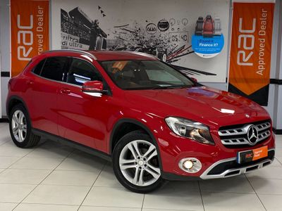 Mercedes-Benz GLA Class SUV 2.1 GLA200d Sport (Executive) (s/s) 5dr