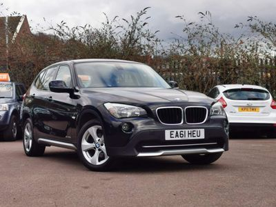 BMW X1 SUV 2.0 20d ED EfficientDynamics sDrive 5dr