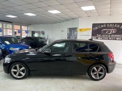 BMW 1 Series Hatchback 1.6 118i Urban 5dr