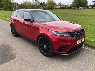 Land Rover Range Rover Velar SUV 2.0 P300 R-Dynamic SE Auto 4WD (s/s) 5dr