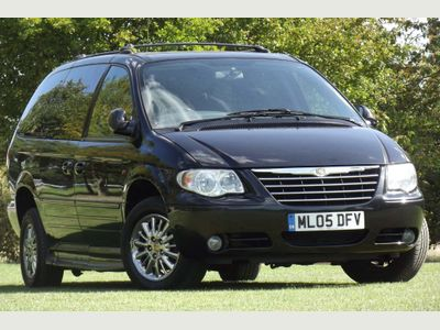 Chrysler Grand Voyager MPV ENTERVAN WHEELCHAIR ACCESSIBLE AUTO