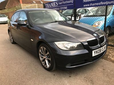 BMW 3 Series Saloon 2.0 318d Edition SE 4dr