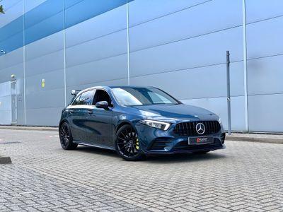 Mercedes-Benz A Class Hatchback 2.0 A35 AMG (Premium) SpdS DCT 4MATIC (s/s) 5dr