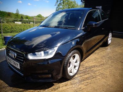 Audi A1 Hatchback 1.4 TFSI Sport (s/s) 3dr