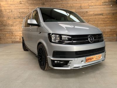 Volkswagen Transporter Other 2.0 TDI T30 BlueMotion Tech Highline Crew Van DSG FWD (s/s) 5dr